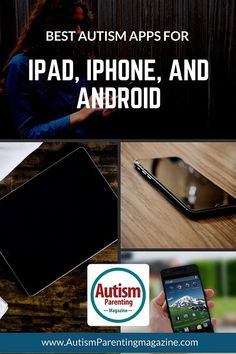 Best Autism Apps For iPad, iPhone and Android https://www.autismparentingmagazine.com/autism-schools