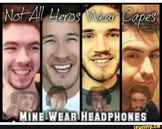 HEADPHONES EVERYONE! HEADPHONES;-;