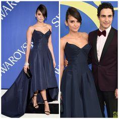 Strapless Dress Formal, Formal Dresses, Blue Dresses, Fashion, Dresses For Formal, Moda, Formal Gowns, Fashion Styles, Formal Dress
