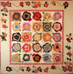 French Roses,  have this kit, but in a better colors.  This is one I will keep for myself!
