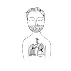 breathe in breathe out // fernando  cobelo