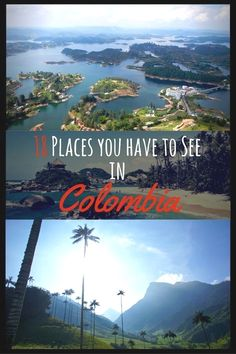 Colombia has basically everything what a traveller is looking for; beautiful beaches, mountains, city life and much more. As an expat living in Colombia I would like to recommend some places that you should visit in Colombia. Apart from Cartagena, Tayrona, Medellin and Salento there are many more places to see. Click on the pic for the post and thanks a million for repining. #colombia #travel #beautiful #southamerica