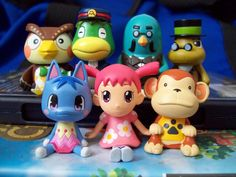 Animal Crossing figurines want!