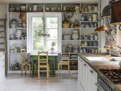 Almacenamiento cocinas : via MIBLOG
