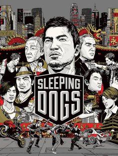 Sleeping Dogs v1.4 (+11 Trainer) [LinGon]