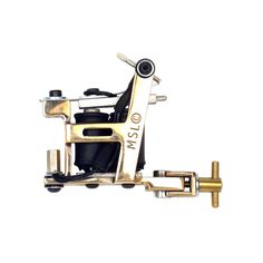 Micky Sharpz Hybrid tattoo machine - my first ever liner #tattoo #machine