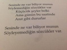 Şiir. Cemal Süreya. #şiirsokakta #şiir