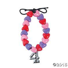 Heart Bracelet Craft Kit