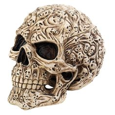 Design Toscano Inc Skull's Soul Spirit Sculptural Box - CL76381