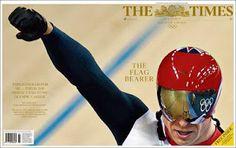 Portadas de 'The Times' para los JJOO
