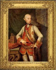 Holy Roman Emperor Joseph II - 1765-1790
