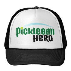 Pickleball Hero Trucker Hat (15% OFF ALL PICKLEBALL APPAREL & ACCESSORIES!)