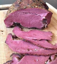 I grew up with an aversion to beef offal. My mother would basically force-feed us beef liver, and I couldn't stand the stuff. Beef Kidney, Beef Liver, Pork Recipes, Cooking Recipes, Smoker Recipes, Recipies, Beef Tongue, Bbq, Barbecue