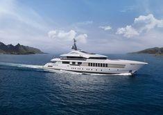 Heesen Project Antares sold #LuxuryYachting