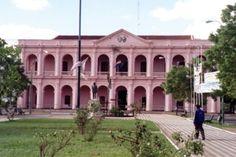 Paraguayan Senate, Asuncion