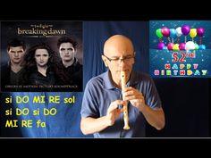 A Thousand Years (la mia canzone preferita per il mio 52°Compleanno) - YouTube
