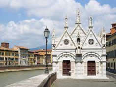 Lungarno di Pisa - IO donna
