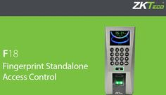 Fingerprint attendance system with access control.. http://www.totalitech.com/about-total-it/