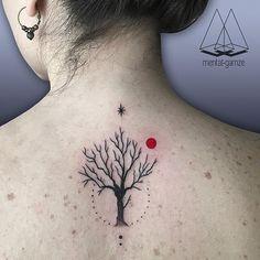 ✨#tattoo #tattoostagram #dotwork #linework #ink #inked #artcollective #minimal #tattooersubmission #art #tattoooftheday #customtattoo #tattooersgallery #tattooistartmag #skinartmag #thebesttattooartists #inklife #tree #treetattoo #nature #sky #red #black #dövme #fashion #picoftheday #photooftheday