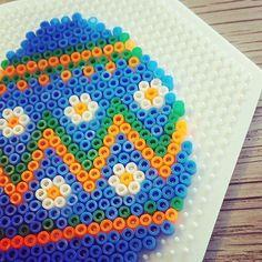 Easter egg hama beads by randiniko