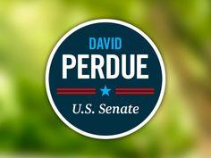 Senate Campaign Logo