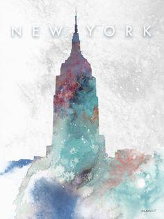 Empire Poster Print by Dan Meneely x Beach Landscape, Ways Of Seeing, Find Art, Framed Artwork, Empire, Art Prints, Abstract, Canvas, Dan