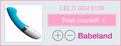 LELO GIGI Review – Elegant Power http://toywithme.com/vibrators/lelo-gigi/ #sextoys #adulttoys #vibrators #lelo