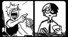 My Hero Academia Episodes, My Hero Academia Memes, Hero Academia Characters, My Hero Academia Manga, Manhwa, Emo, Bakugou Manga, Animated Icons, Anime Screenshots