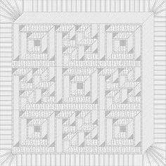 After many requests for a digitized design set for the Labyrinth Walk quilt, also known as the Road to Jericho quilt set, we have finished! My mom wanted to let everyone know of a little trick she …