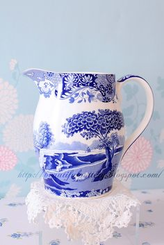 BEAUTIFUL POTTERY: spode