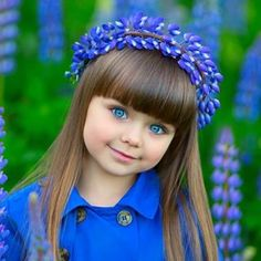 Anastasiya Knyazeva is a Russian child model @presidentkids_agency. She is 5 years old. Instagram is run by her mother Anna.