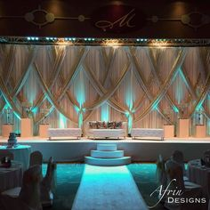 Shaadi Stage (love draping)