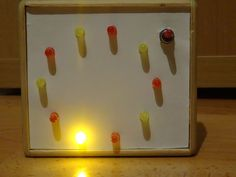 Plastic Cutting Board, Led, Prints, New Years Eve Party, Mood, Game, Friends, Light Fixtures, Tutorials
