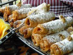 Elmalı Tarçınlı Üzümlü Sigara Böreği | Vişnap