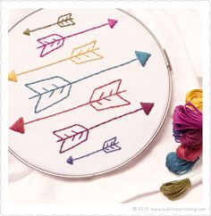 Sublime Stitching - New Sublime Floss - Laurel Canyon