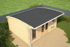 The Slough Log Cabin features a curved roof. Visit one of our show sites including Bexhill, Eastbourne and Lewes. We offer free delivery across Kent, Sussex, Surrey and London Roof Boards, Tilt And Turn Windows, Pressure Treated Timber, Timber Buildings, Door Hooks, Garden Studio, Golden Oak, Surrey