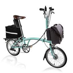 Brompton Bike - Made for you