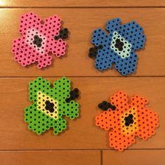 Marimekko magnets perler beads by Pink's shop
