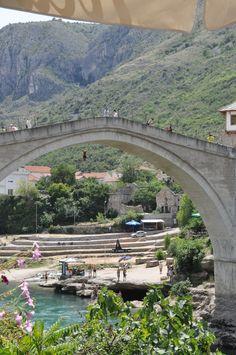 Bosnia - Mostar daredevil club