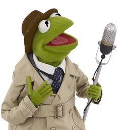 Reporter Kermit - Muppet Wiki - Wikia