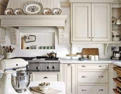 A pretty kitchen