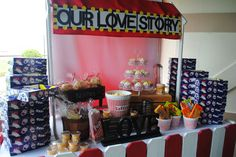 movie themed bridal shower wwwdivinemilestoneeventscom facebookcomdivinemilestoneevents bachelorette party