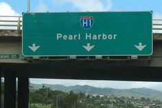 "Reader Jane writes: ""How is it that Hawaii, which obviously borders no other states, has interstate highways? Cultural Events, Pearl Harbor, Fun Facts, Hawaii, City, Places, Road Trips, Roads, Daughter"