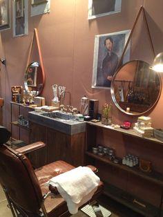 Barber Kirkland : ... Barbershop on Pinterest Barber Shop, Barbers and Barbershop Design