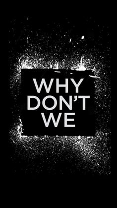 Image result for why don't we logo
