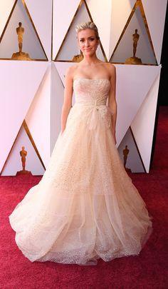 Kristin Cavallari in Pamella Roland - Oscars 2018 Strapless Dress Formal, Formal Dresses, Wedding Dresses, Kristin Cavallari, Red Carpets, Oscars, Gowns, Fashion, Dresses For Formal