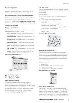 Handbook for Teachers Cambridge English, Fails, Teacher, Professor, Make Mistakes
