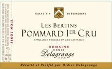 2013 Henri Delagrange & Fils Pommard 1er Cru Les Bertins  Perhaps too young, we thought from the eye (light red) to the nose (simple aromas of blackberries) to the palate (even simpler dark fruits) to the dainty structure and short finish…it was not special. A wine to reconsider in a few years time…albeit the simplicity on the palate, in particular, is not alluring. We had greater expectations. (85 points)