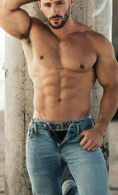 hot and handsome men: super deliacia men wanting affection Hard Men, Beefy Men, Raining Men, Shirtless Men, Sexy Jeans, Sport Man, Muscle Men, Male Beauty, Male Body