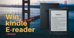 #Kindle E-reader Giveaway